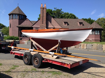 Woodwind (Herreshoff 12 1/2)