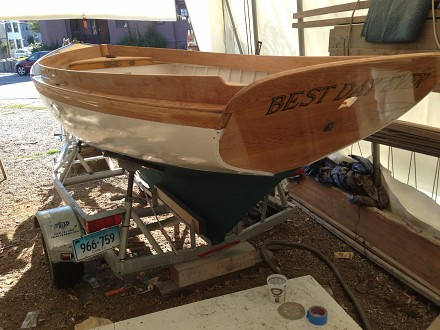 Best Day Ever (Herreshoff 12 1/2)